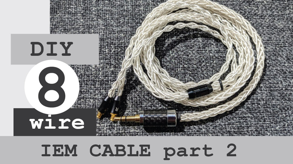 8 wire cable tutorial part 2 is here!