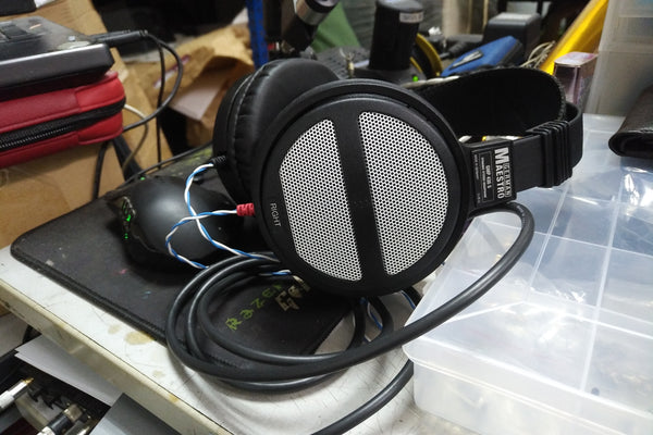 Headphone Recable Services