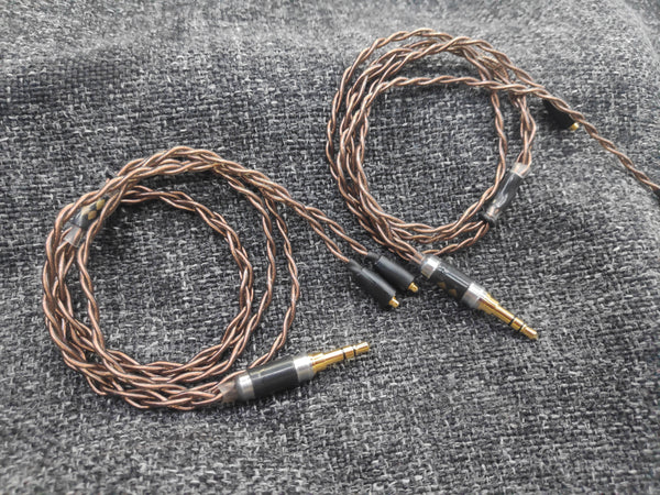 allegro - ACU24 pure copper iem cable
