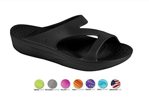 Telic VOTED BEST COMFORT SHOE Arch Support Recovery Z-Strap Sandal +BONUS Tote $55 Value Made in USA - Boutiques On Broadway - 4
