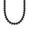 Image of Black Beaded Necklace