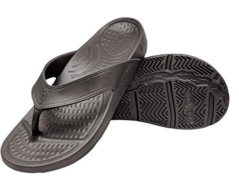 Unisex ArchSupport Flipflops | Pain Relief Comfort Technology SMOKED BRONZE