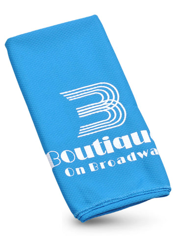 Boutiques on Broadway Sports Towel