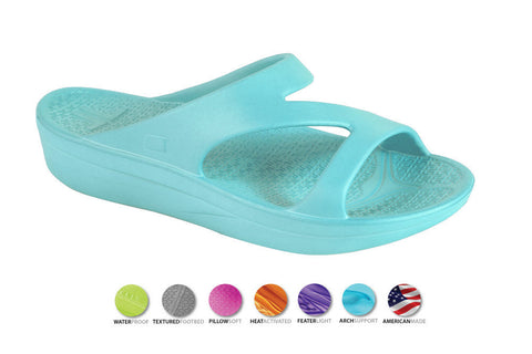 Telic VOTED BEST COMFORT SHOE Arch Support  Z-Strap Sandal *** Available in Four Colors