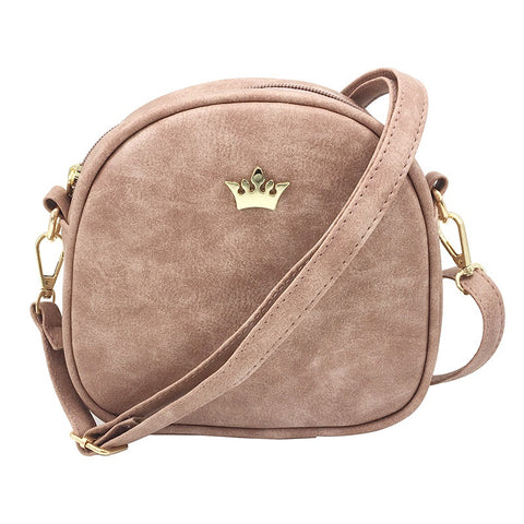 CROWN FASHIONABLE MESSENGER BAG