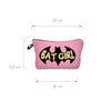 Image of 3D BAT GIRL COSMETIC BAG
