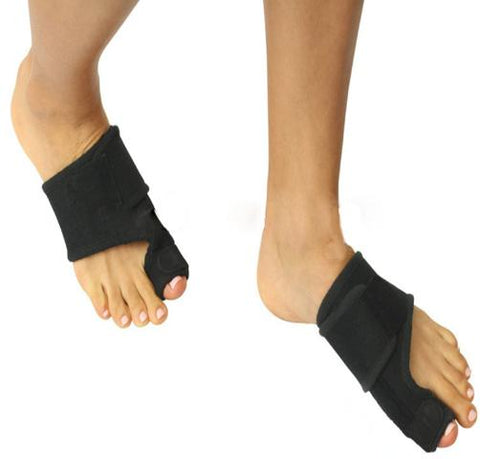 Orthopedic Bunion Corrector and Splint Cushions.