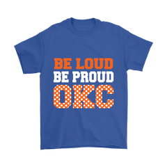 LOUD PROUD OKC MEN'S T-SHIRT