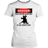 Image of BALLROOM DANCING LADIES' T-SHIRT