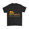 Image of RETIRED MEN'S T-SHIRT
