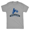 Image of BORN TO RIDE MEN'S T-SHIRT