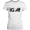 Image of IGOLF LADIES' T-SHIRT