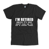 Image of RETIRED GOLF MEN'S T-SHIRT