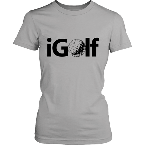 IGOLF LADIES' T-SHIRT