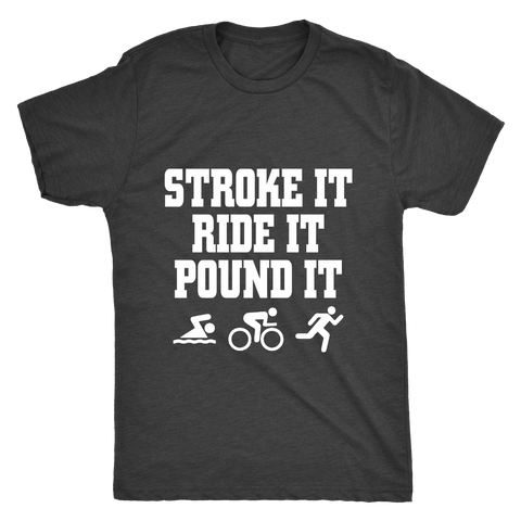 TRIATHLON MEN'S T-SHIRT