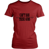 Image of CAN'T BAN GUNS LADIES' T-SHIRT