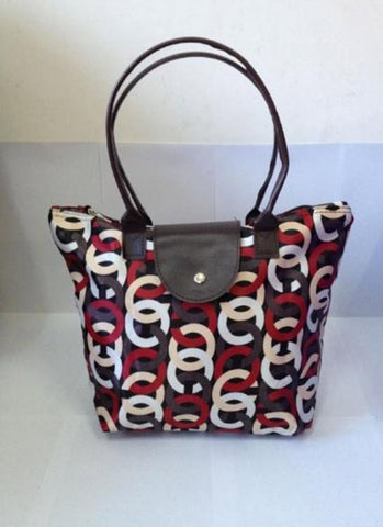 Collapsible Folding Tote by Gotcha Covered Girl