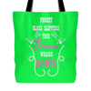 Image of PRINCESS WEARS BOOTS TOTE BAG