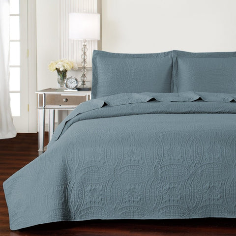 Ultrasonic Bedspread Coverlet