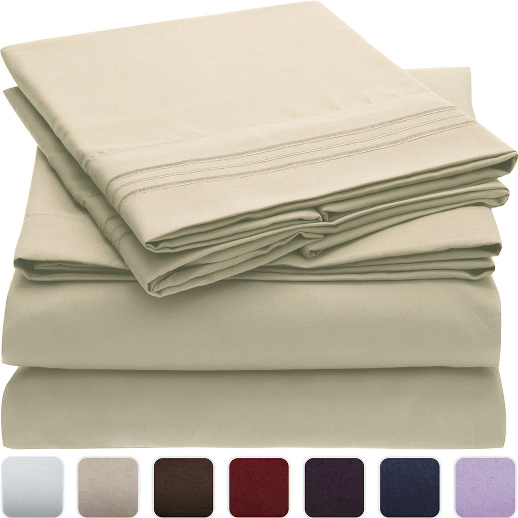 Luxury Fitted Sheet - California King