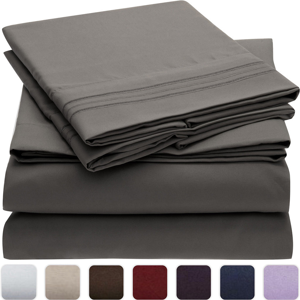 Bed Sheet Set - California King