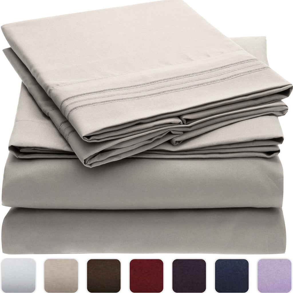 Luxury Flat Sheet - Twin XL