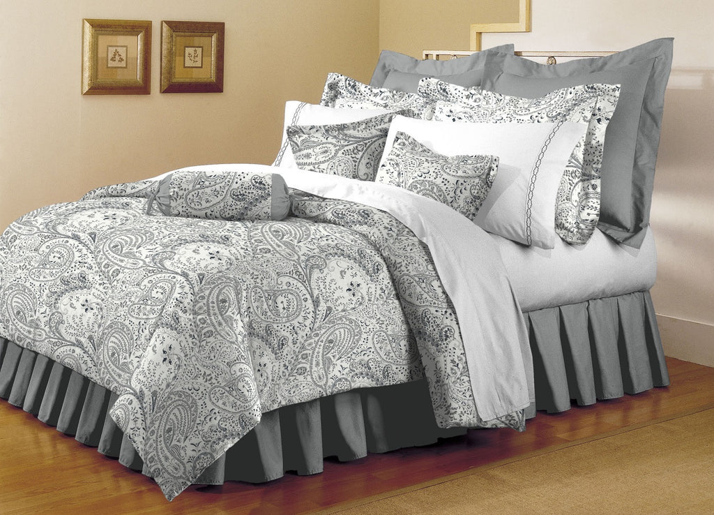 Bed Skirt California King MELLANNI FINE LINENS