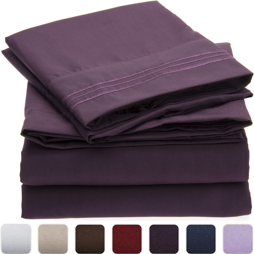 Luxury Fitted Sheet - Queen