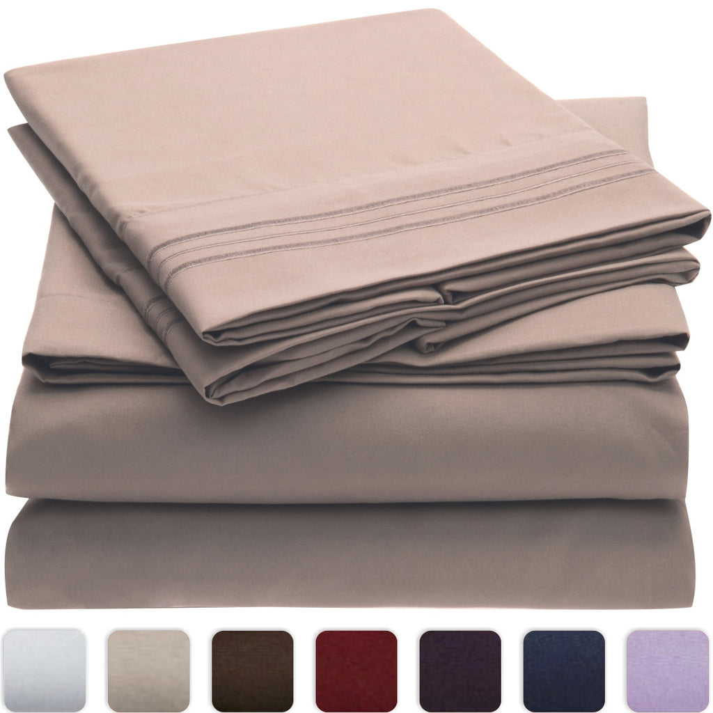 Luxury Flat Sheet - Queen