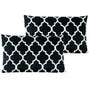 Quatrefoil Luxury Pillowcase Set