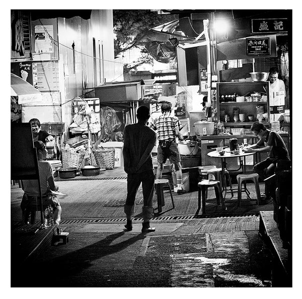 SooqCentral:The Alleyways of Hong Kong by Night