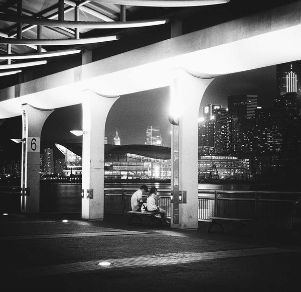 SooqCentral:Central Pier by Night