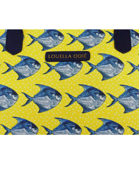SooqCentral:Louella Odie Pomfret Canvas Tote