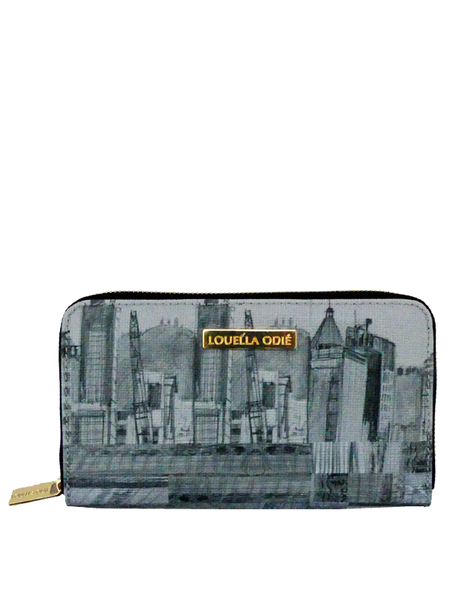 Louella Odié Skyline Holiday Wallet