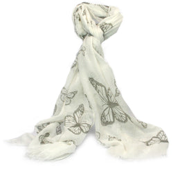 Elegant Butterly Scarf
