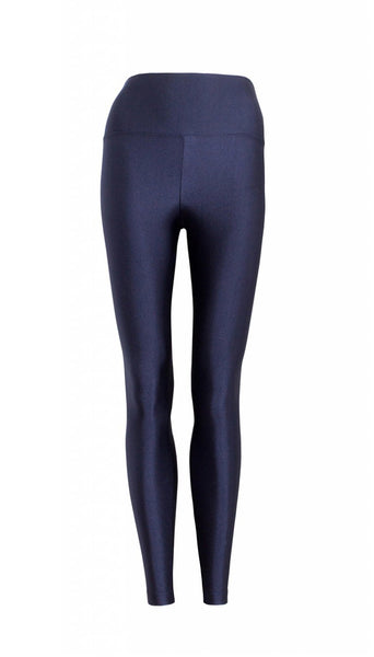 High Waist Navy Blue Legging