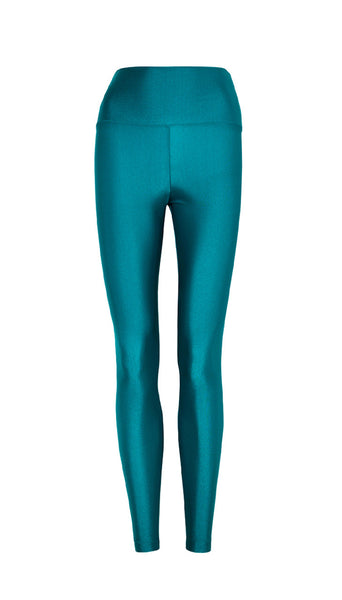 High Waist Green Legging