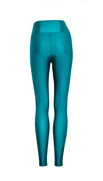 High Waist Sky Blue Legging