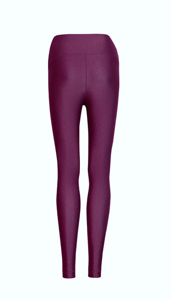 High Waist Merlot Legging