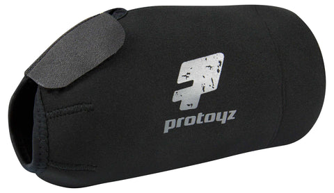 Protoyz Neoprene Bottle Cover Black 0.8L