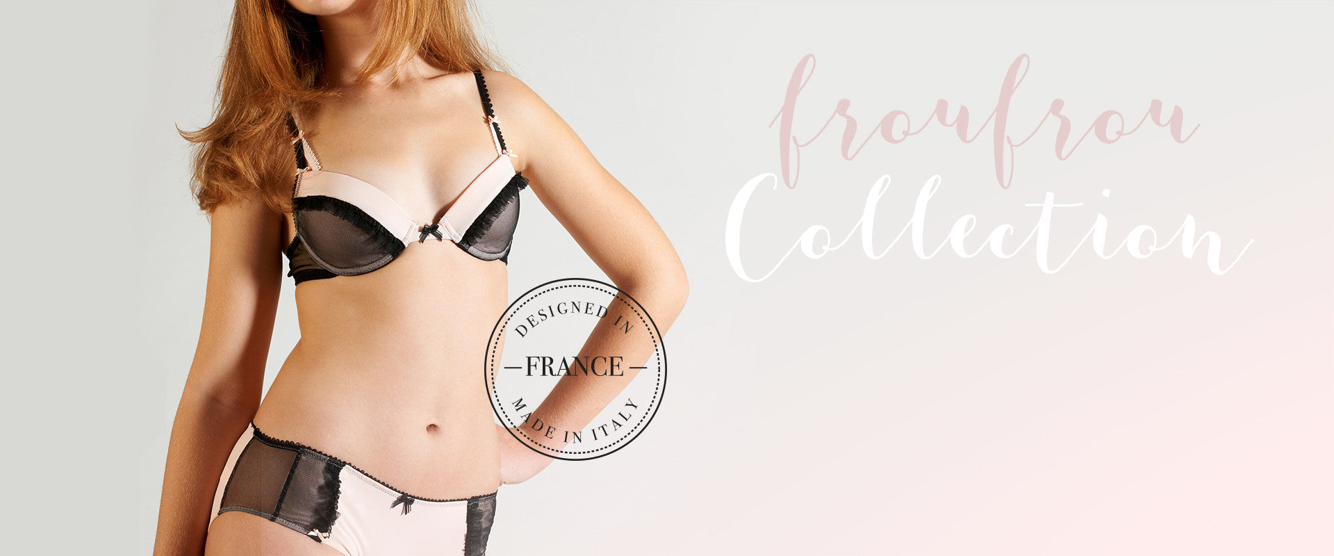 Caracoteen - Frou Frou young girl underwear collection