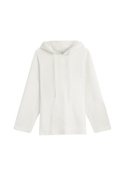 Bella Oversized Hoodie - Creme