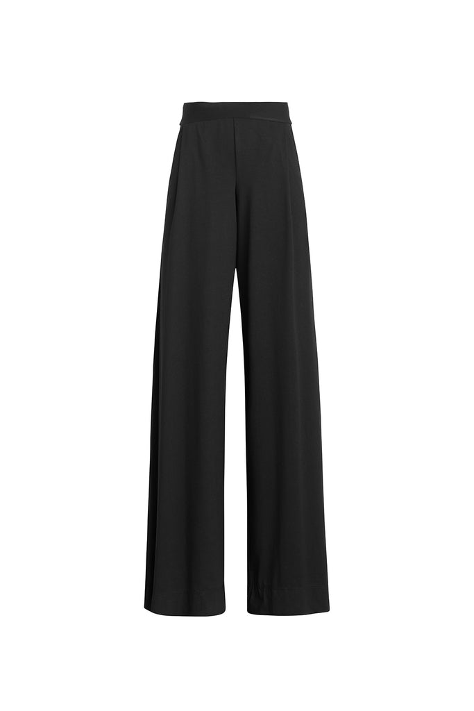 Dylan Baggy High Waist Pant - Black