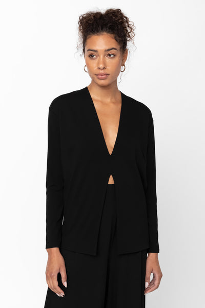 Dylan Kaia Top - Black