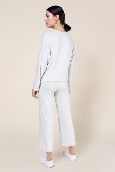 Lori Burnout Pant - Cloud