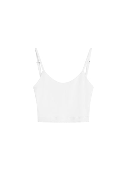 Lori Bra Top - White