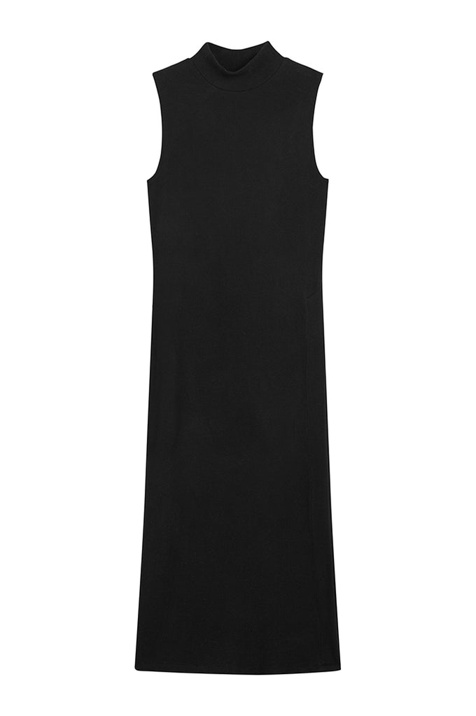 Lori Sleeveless Tunic - Black