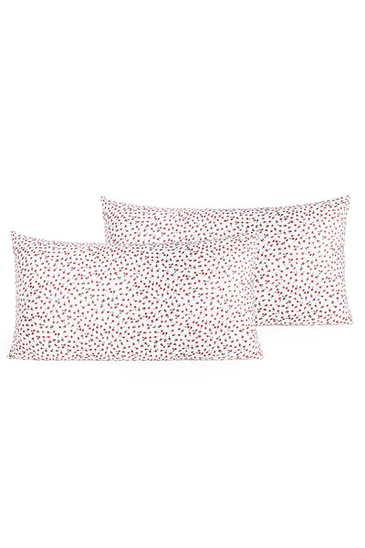 Nora Mini Rose Pillow Case Set - King