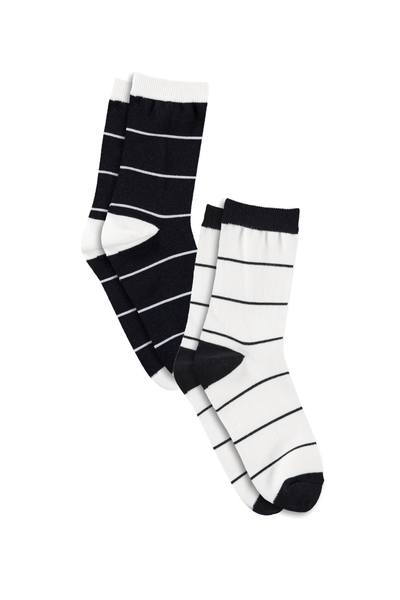Kelly Striped Socks Set