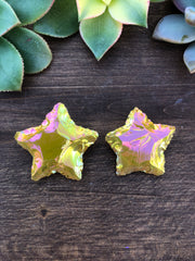 Sunset Aura Opalite Star (1)